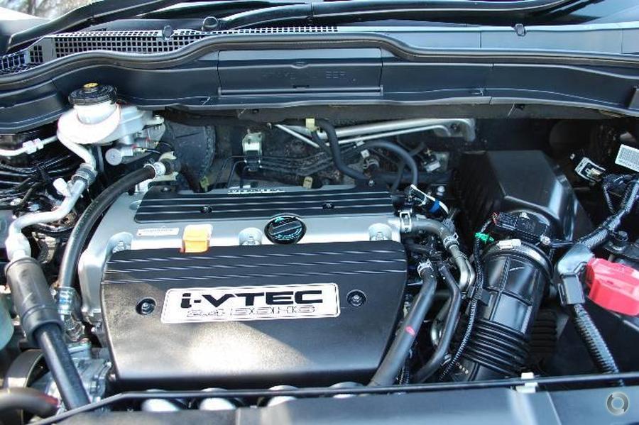 2007 Honda CR-V Luxury RE