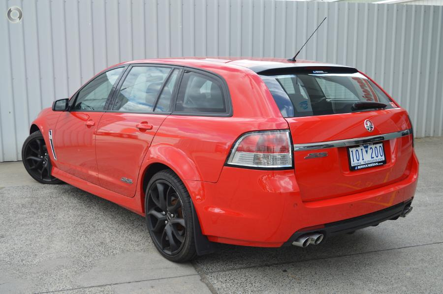2014 Holden Commodore SS VF