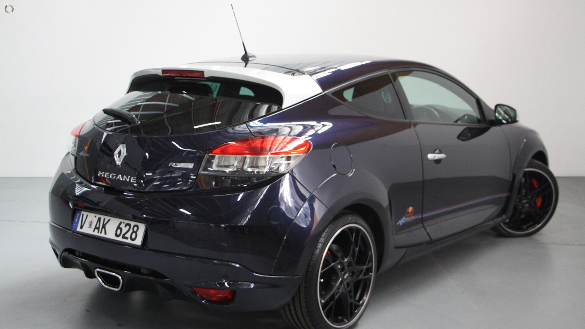 2013 Renault Megane R.S. 265 Red Bull RB8 III D95