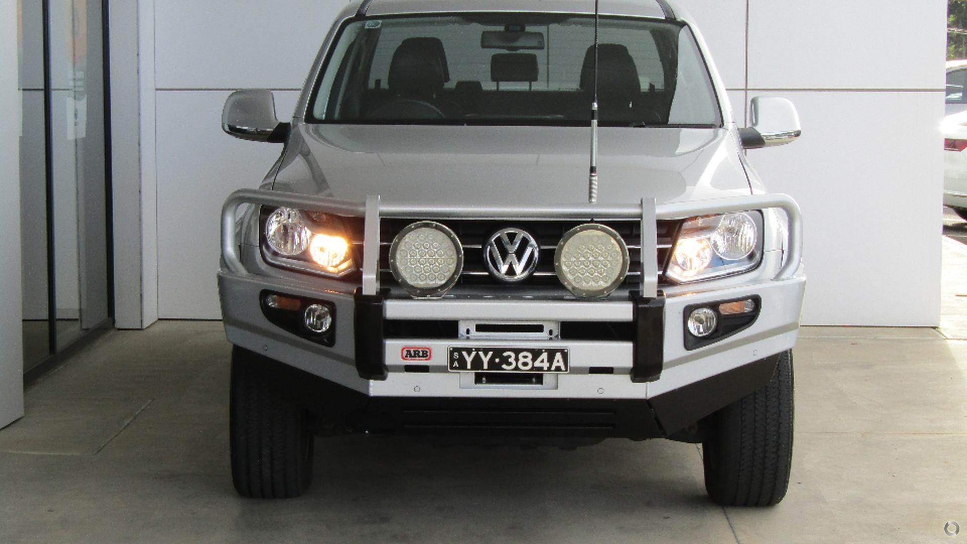 2014 Volkswagen Amarok TDI420 2H