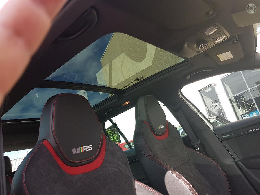 2017 SKODA Octavia RS 169TSI NE