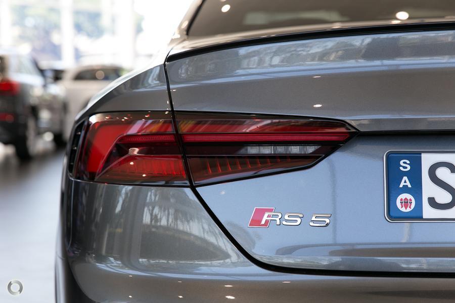 2018 Audi RS5  F5