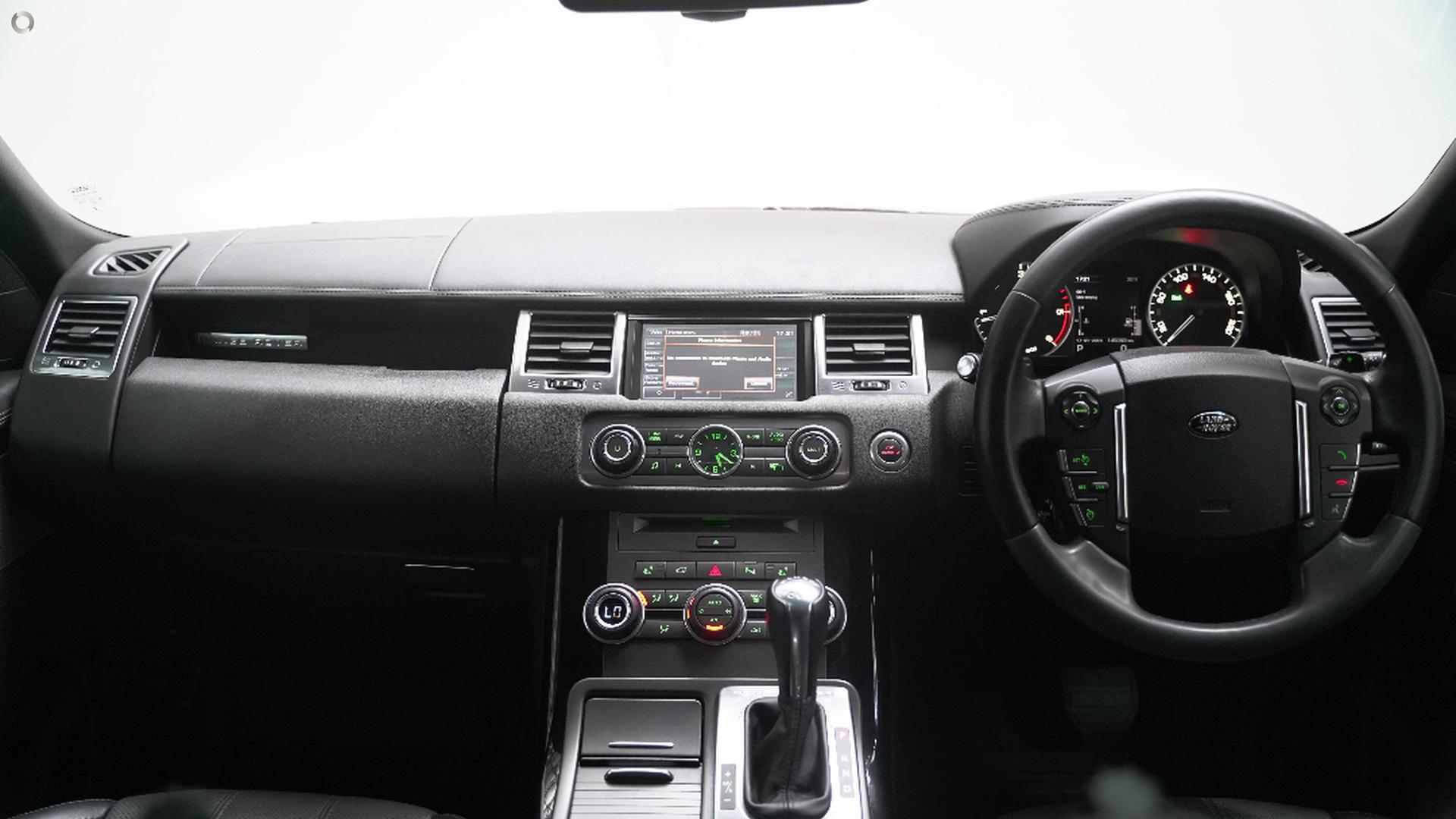 2013 Land Rover Range Rover Sport SDV6 Autobiography L320