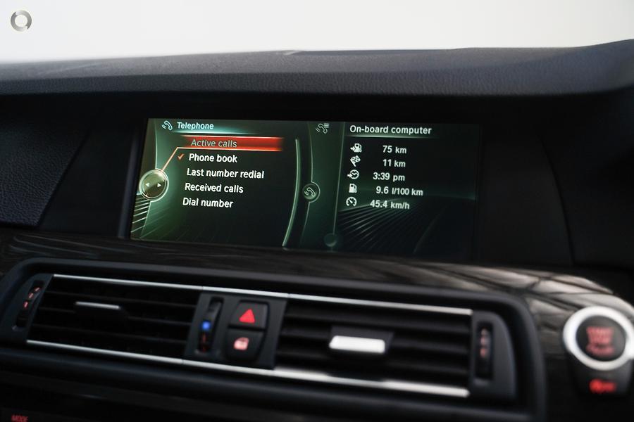 2012 BMW 535i  F10