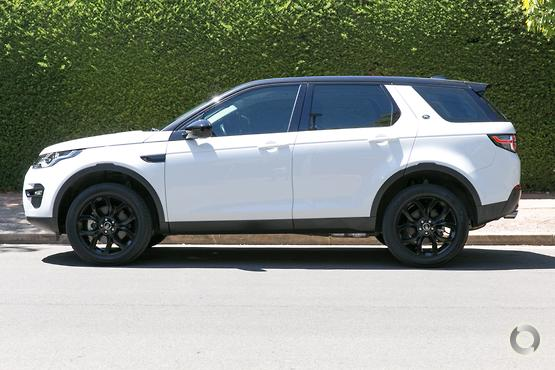 2017 Land Rover Discovery Sport TD4 180 HSE L550