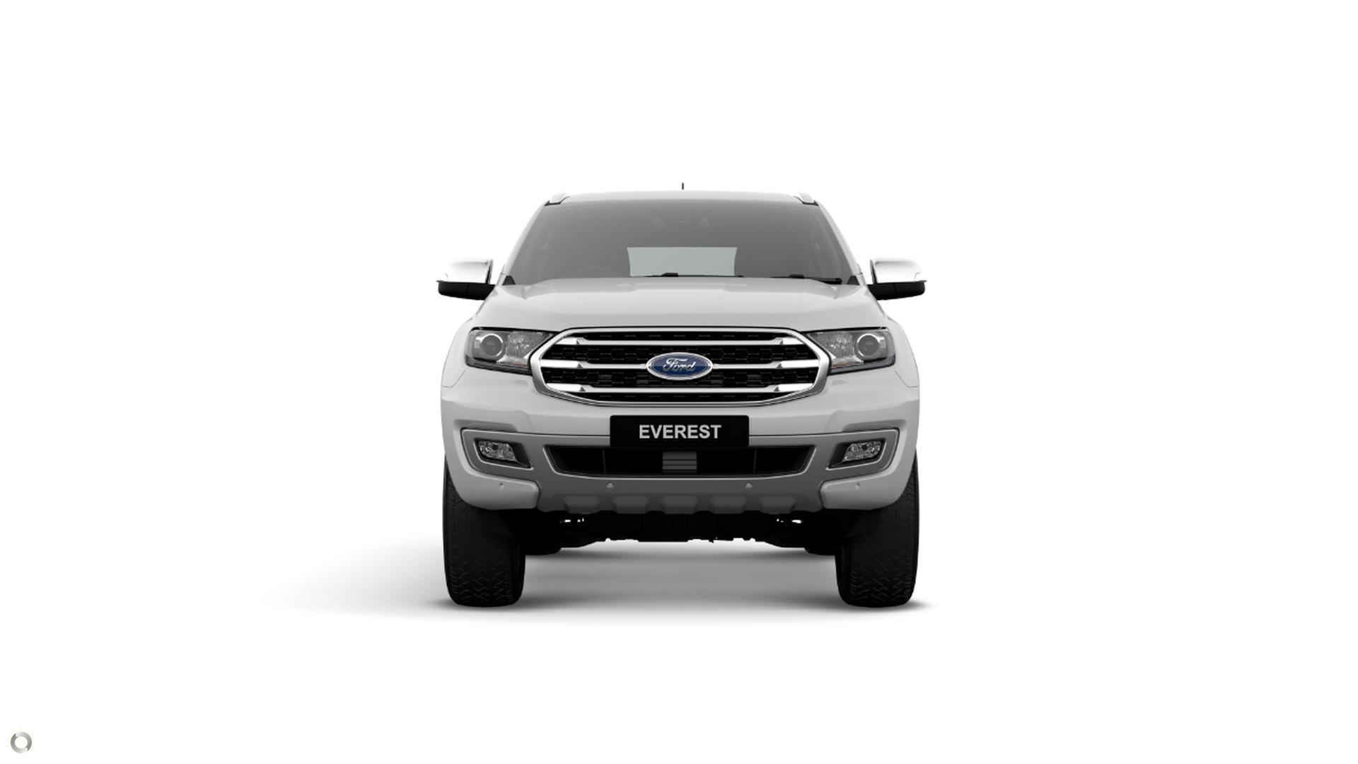 2018 Ford Everest Titanium UA II