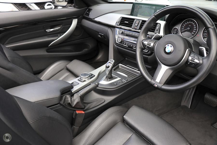 2015 BMW 428i Sport Line F33