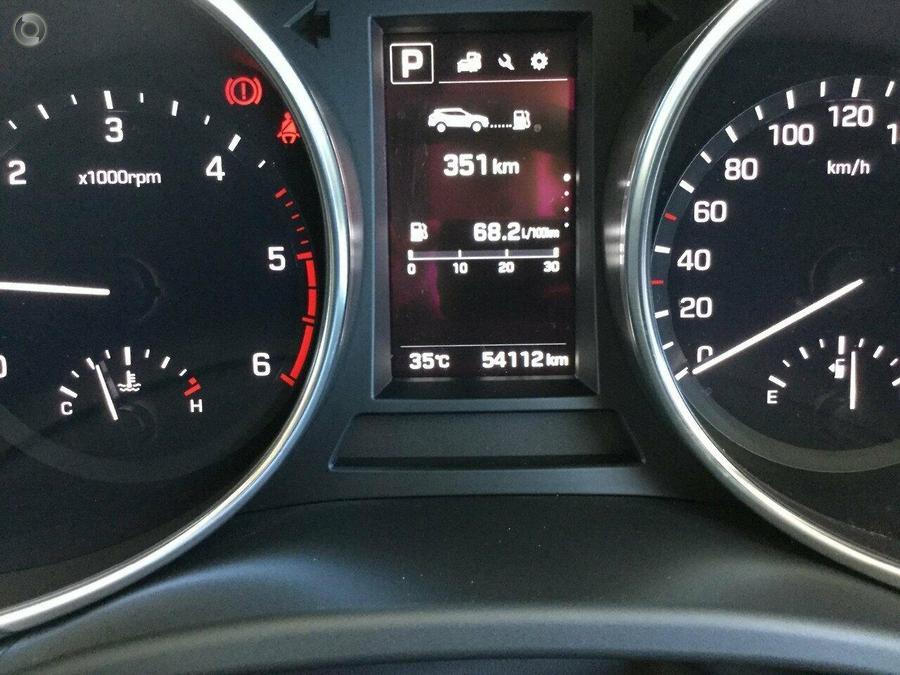 2017 Hyundai Santa Fe Elite DM3 Series II