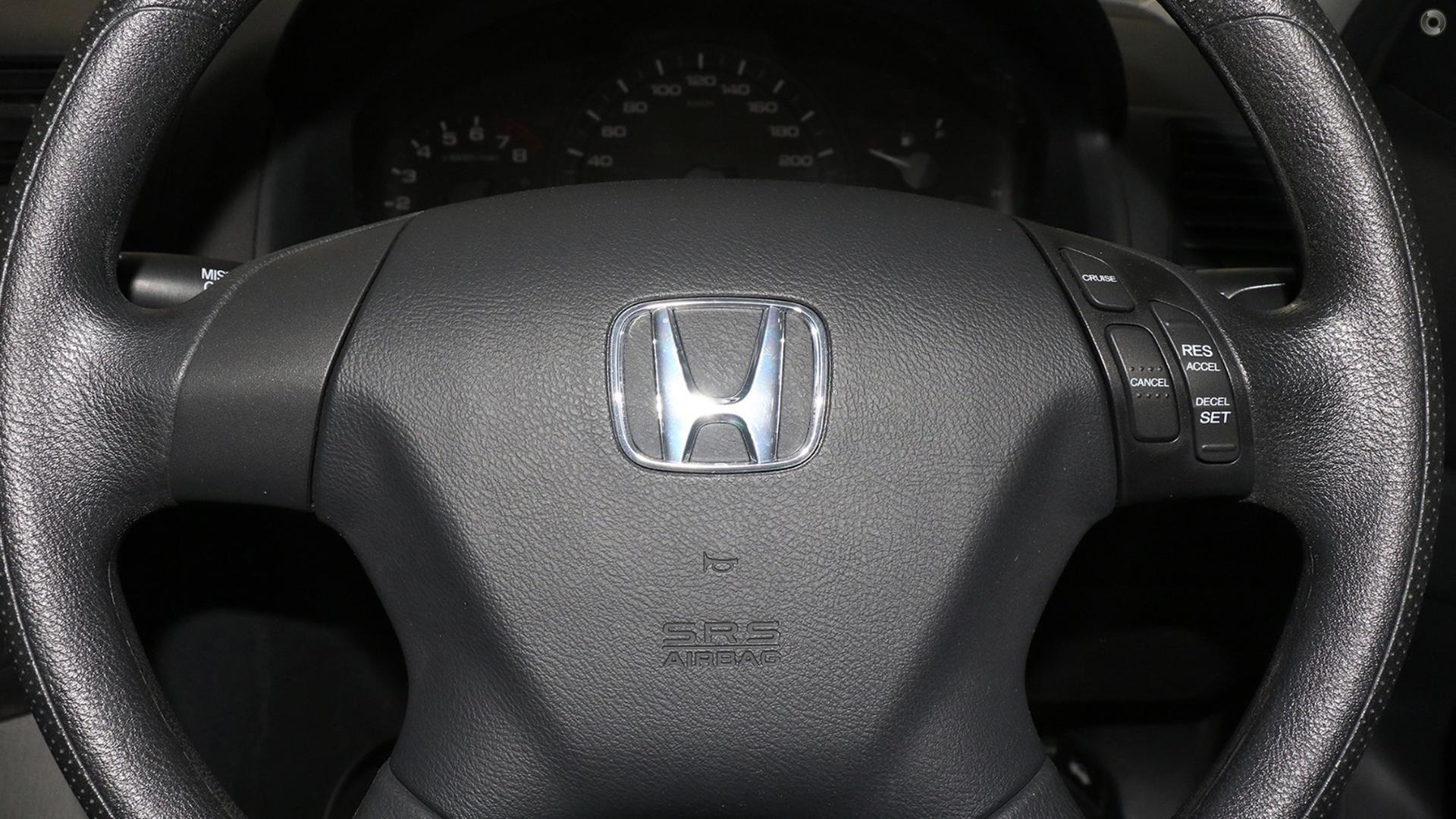2007 Honda Accord VTi 7th Gen