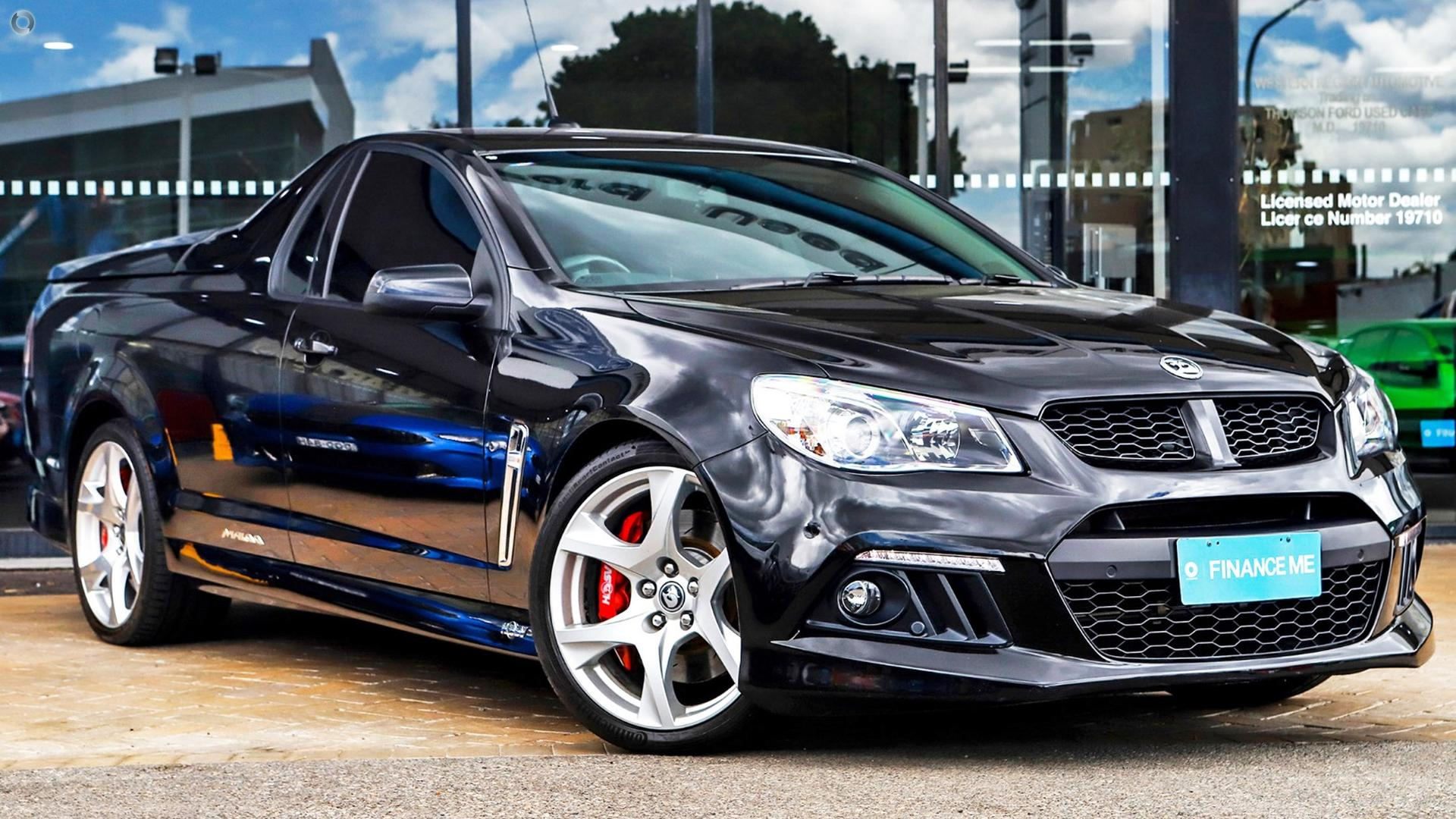 2013 Holden Special Vehicles Maloo  GEN-F