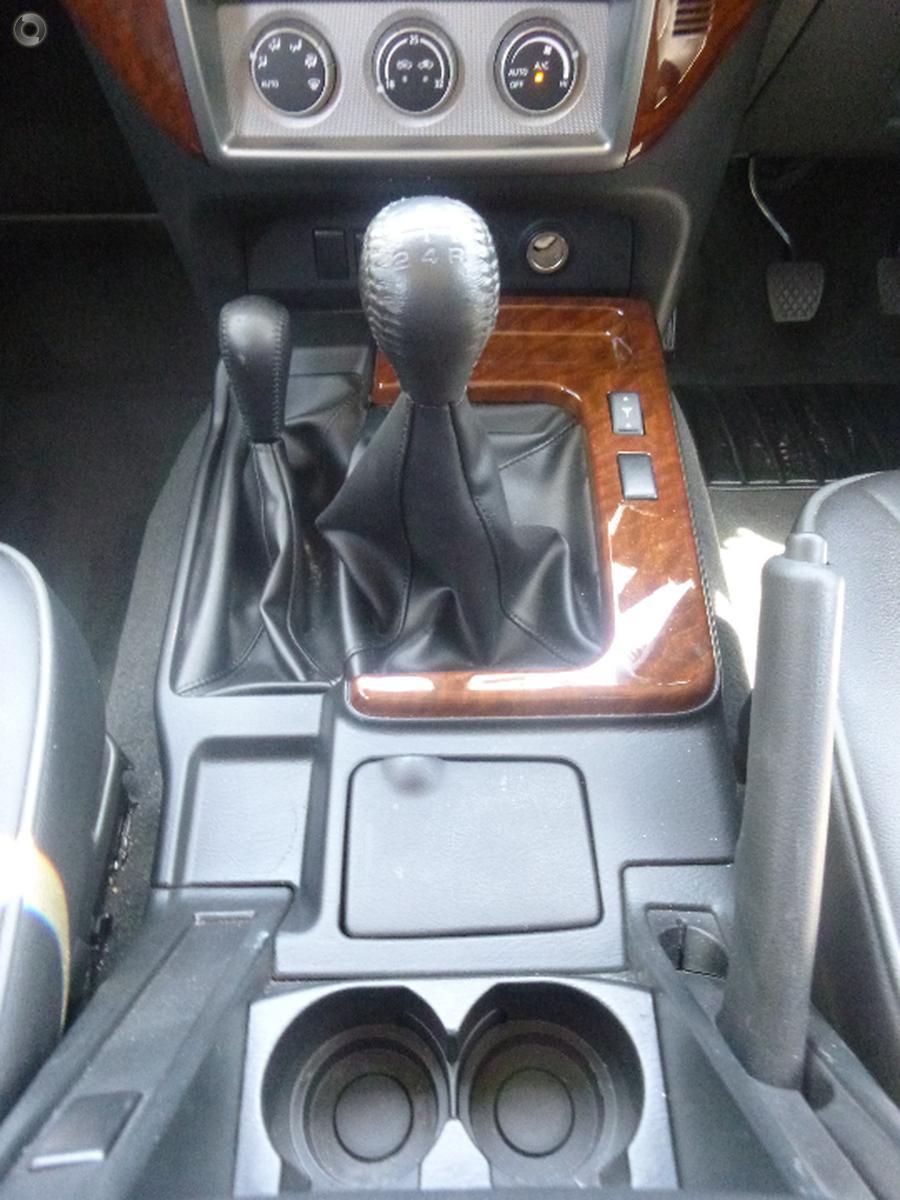 2009 Nissan Patrol Ti GU 6