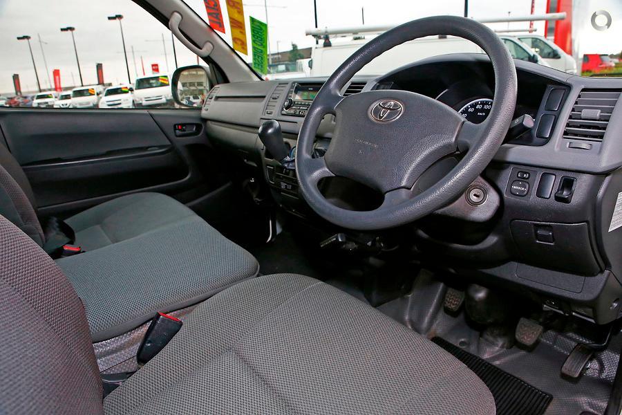 2013 Toyota Hiace  KDH201R