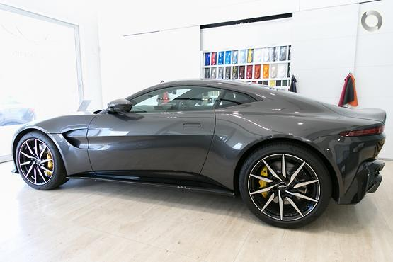2018 Aston Martin Vantage  (No Series)