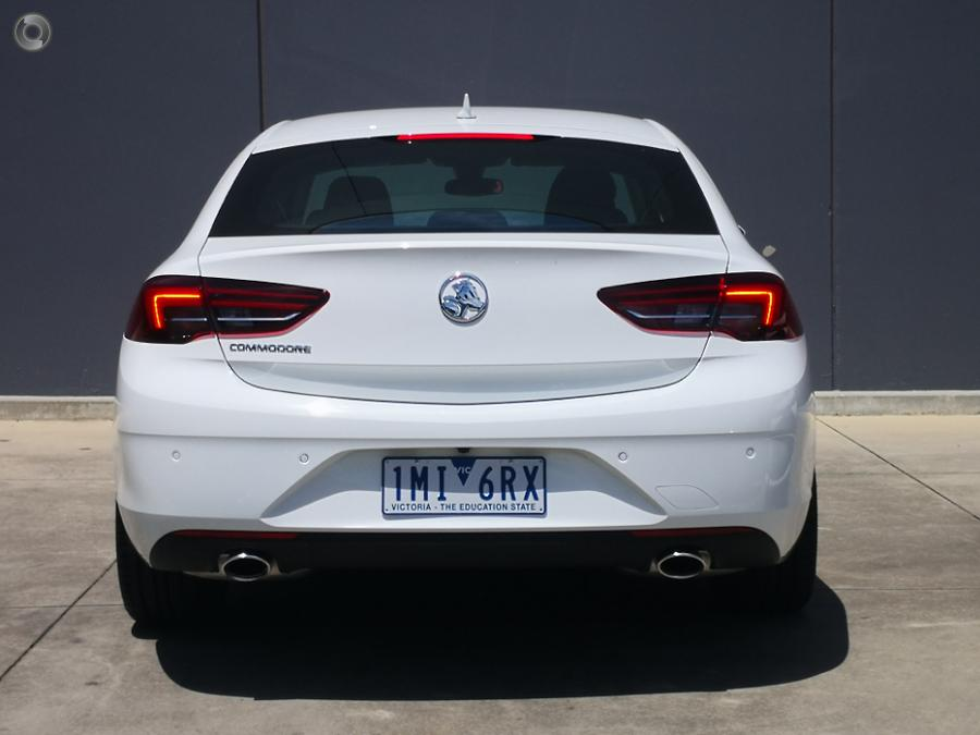 2018 Holden Commodore LT ZB