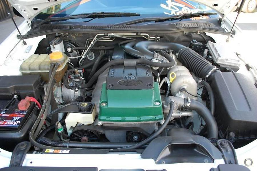 2007 Ford Falcon Ute XL BF Mk II