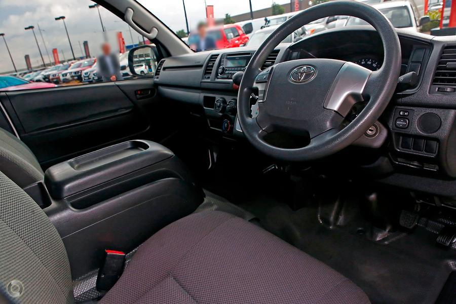 2014 Toyota Hiace  KDH201R