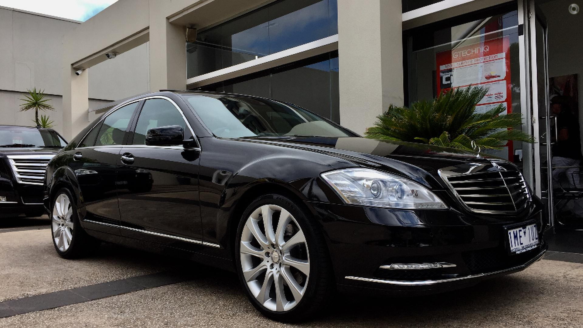 2013 Mercedes-Benz S350 BlueEFFICIENCY W221