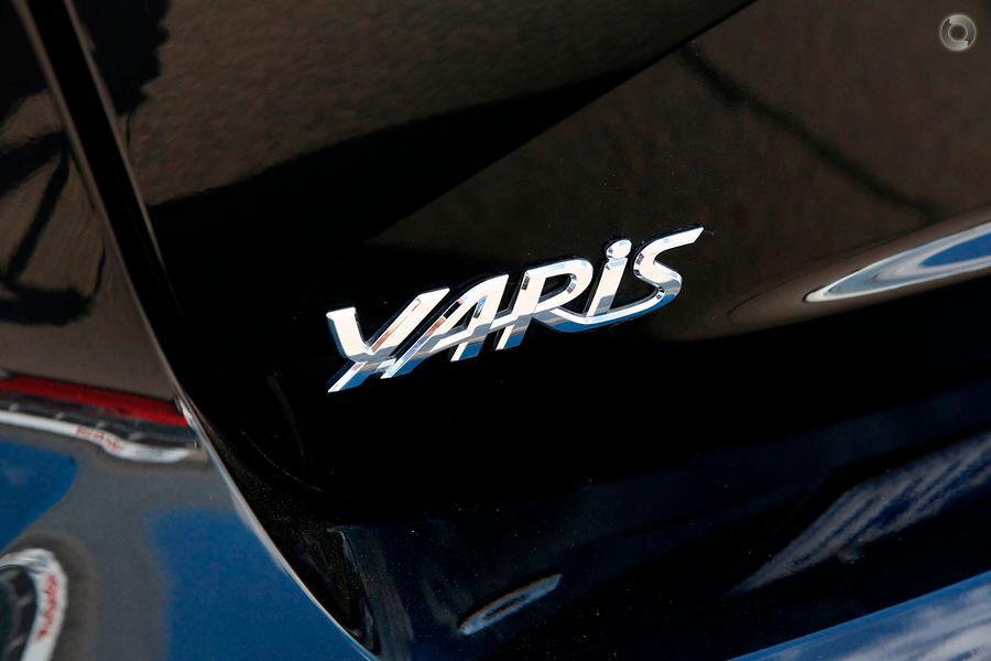 2018 Toyota Yaris ZR NCP131R