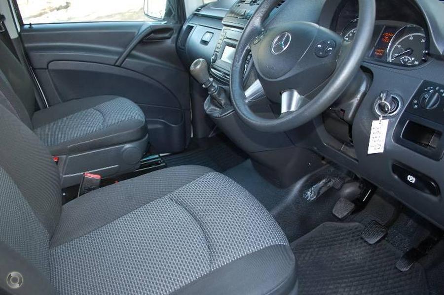 2013 Mercedes-Benz Vito 110CDI 639