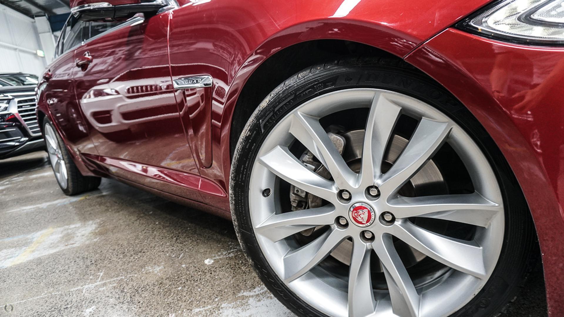 2014 Jaguar XF S Luxury X250