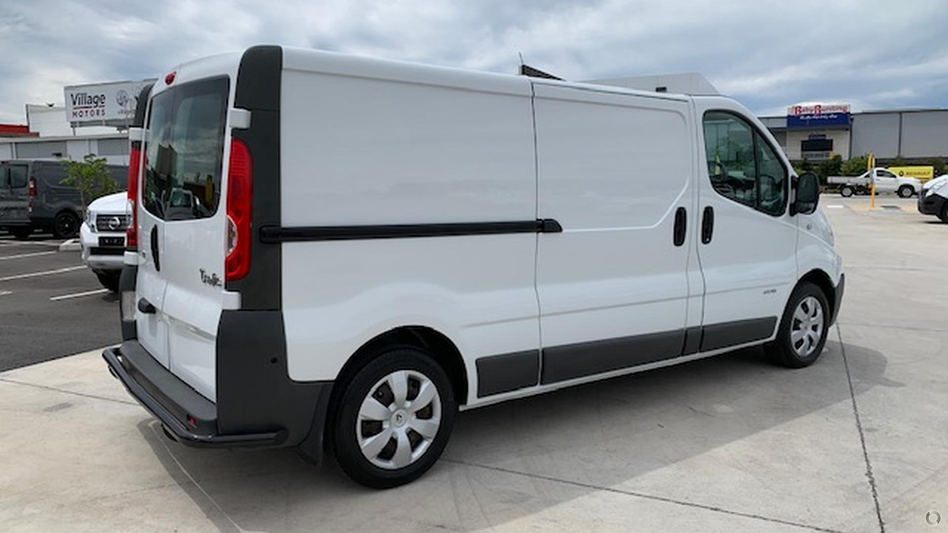 2014 Renault Trafic  X83 Phase 3