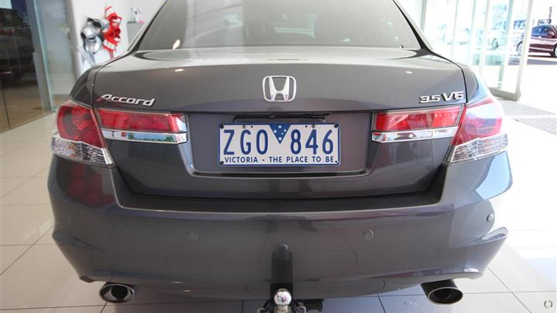 2012 Honda Accord V6 Luxury 8th Gen