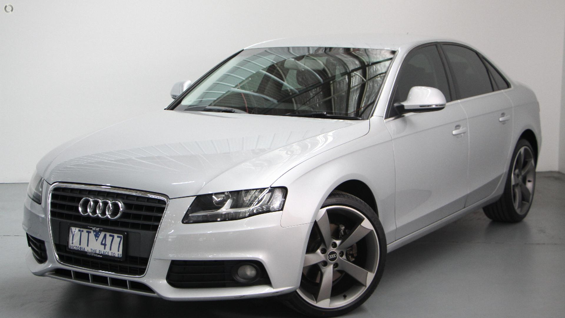 2008 Audi A4  B8