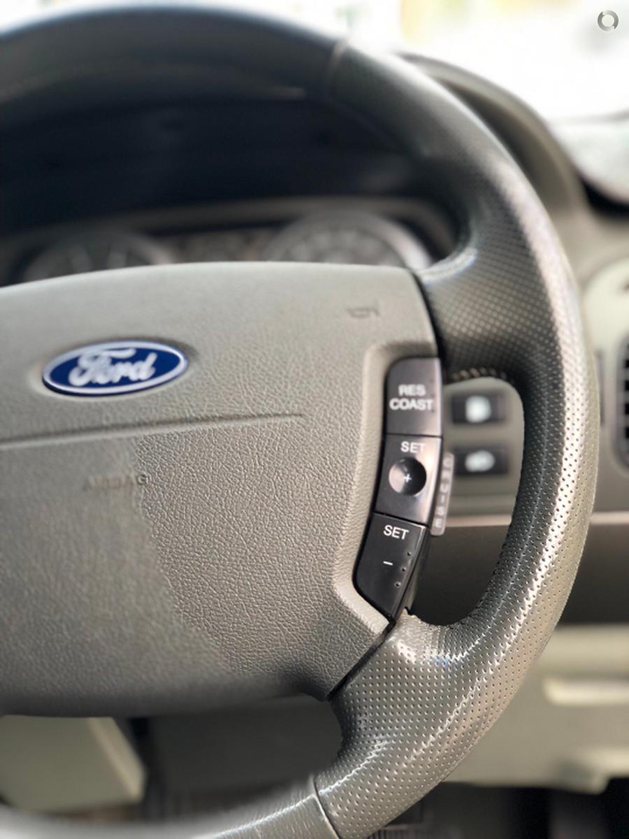 ... 2004 Ford Territory Ghia SX ...