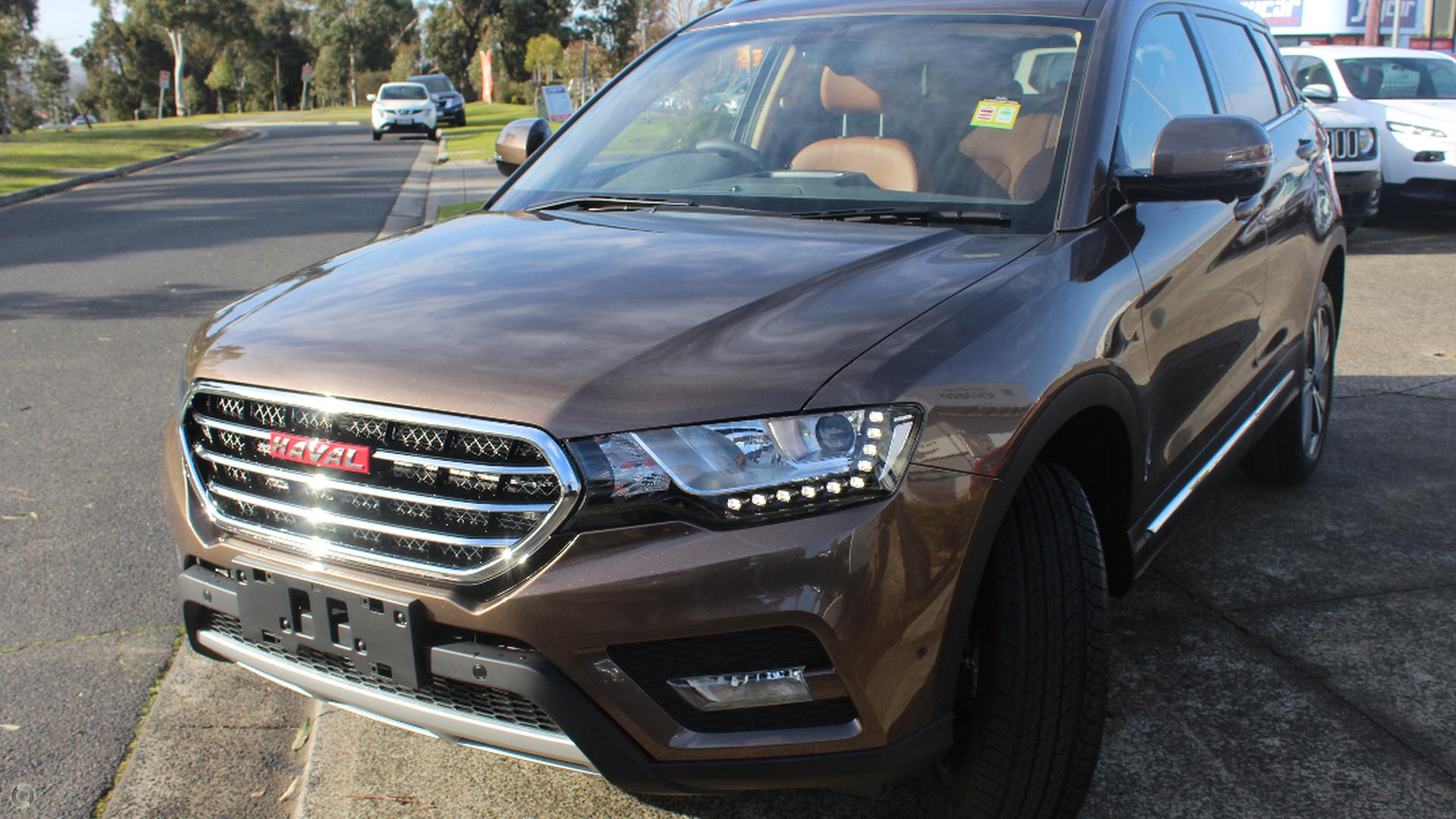 2018 Haval H6 LUX (No Series)
