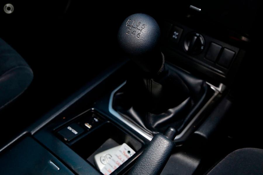 2015 Toyota Landcruiser Prado GX GDJ150R