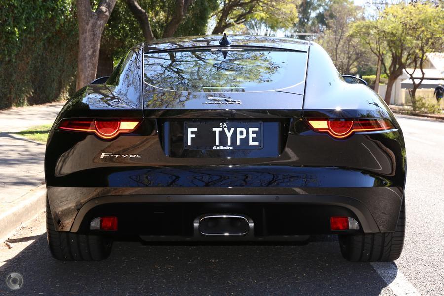 2017 Jaguar F-TYPE 221kW X152