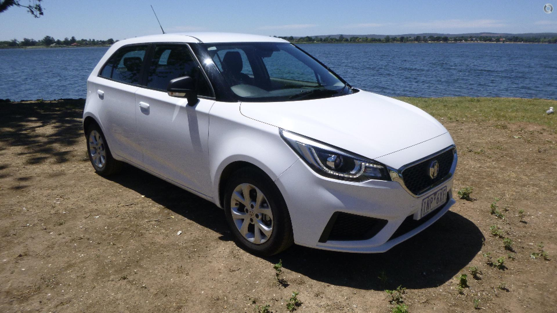 2018 MG MG3 Core (No Series)