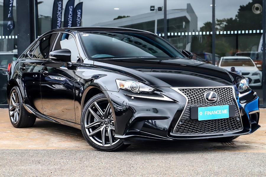 2013 Lexus IS250 F Sport GSE30R