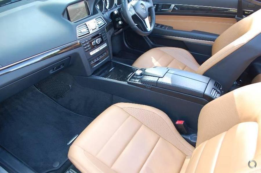 2013 Mercedes-Benz E200  A207