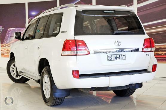 2010 Toyota Landcruiser 60th Anniversary VDJ200R