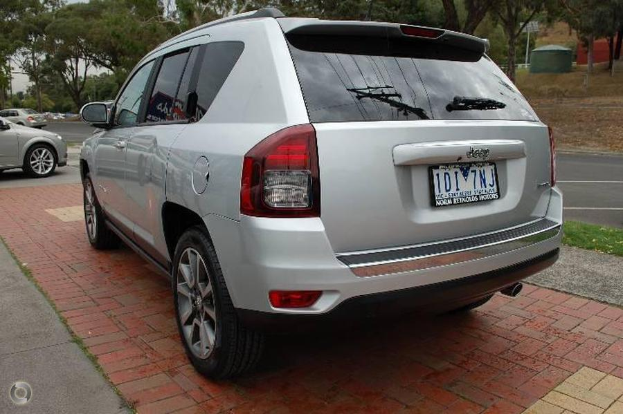 2013 Jeep Compass Limited MK