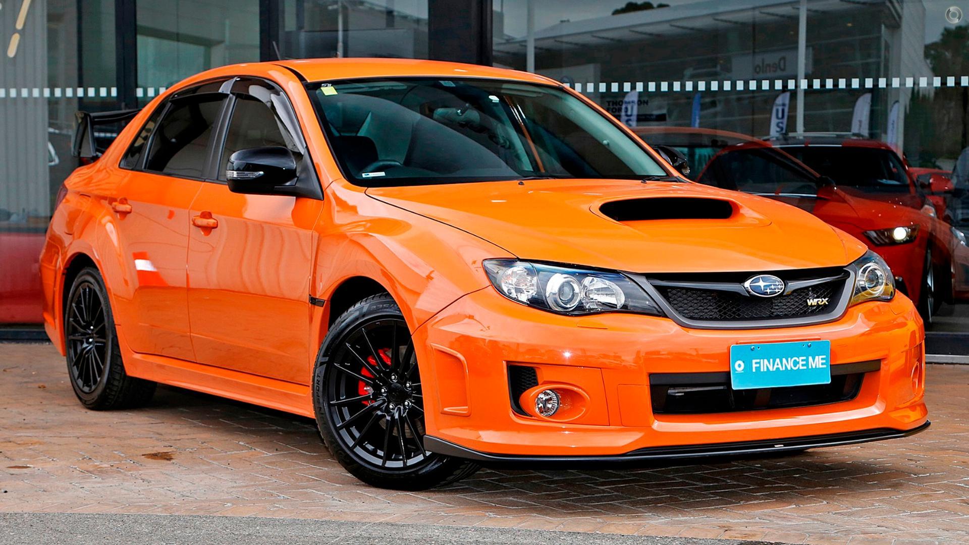 2012 Subaru Impreza WRX Club Spec G3