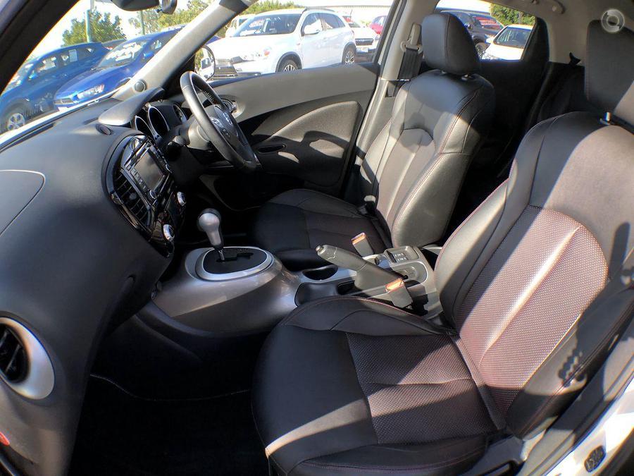 2013 Nissan JUKE Ti-S F15