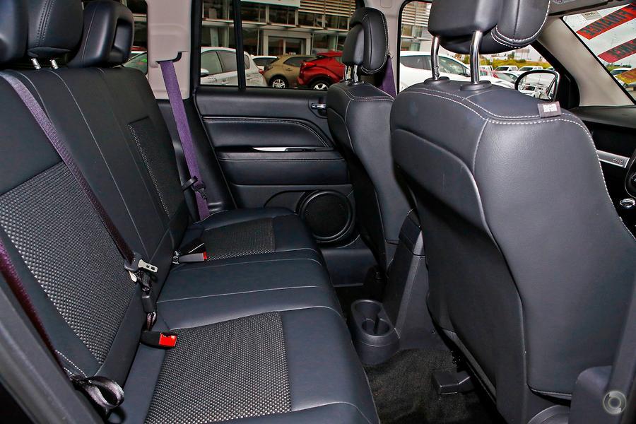 2016 Jeep Compass North MK