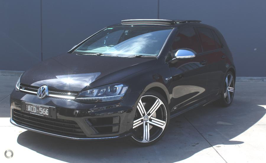 2014 Volkswagen Golf R 7