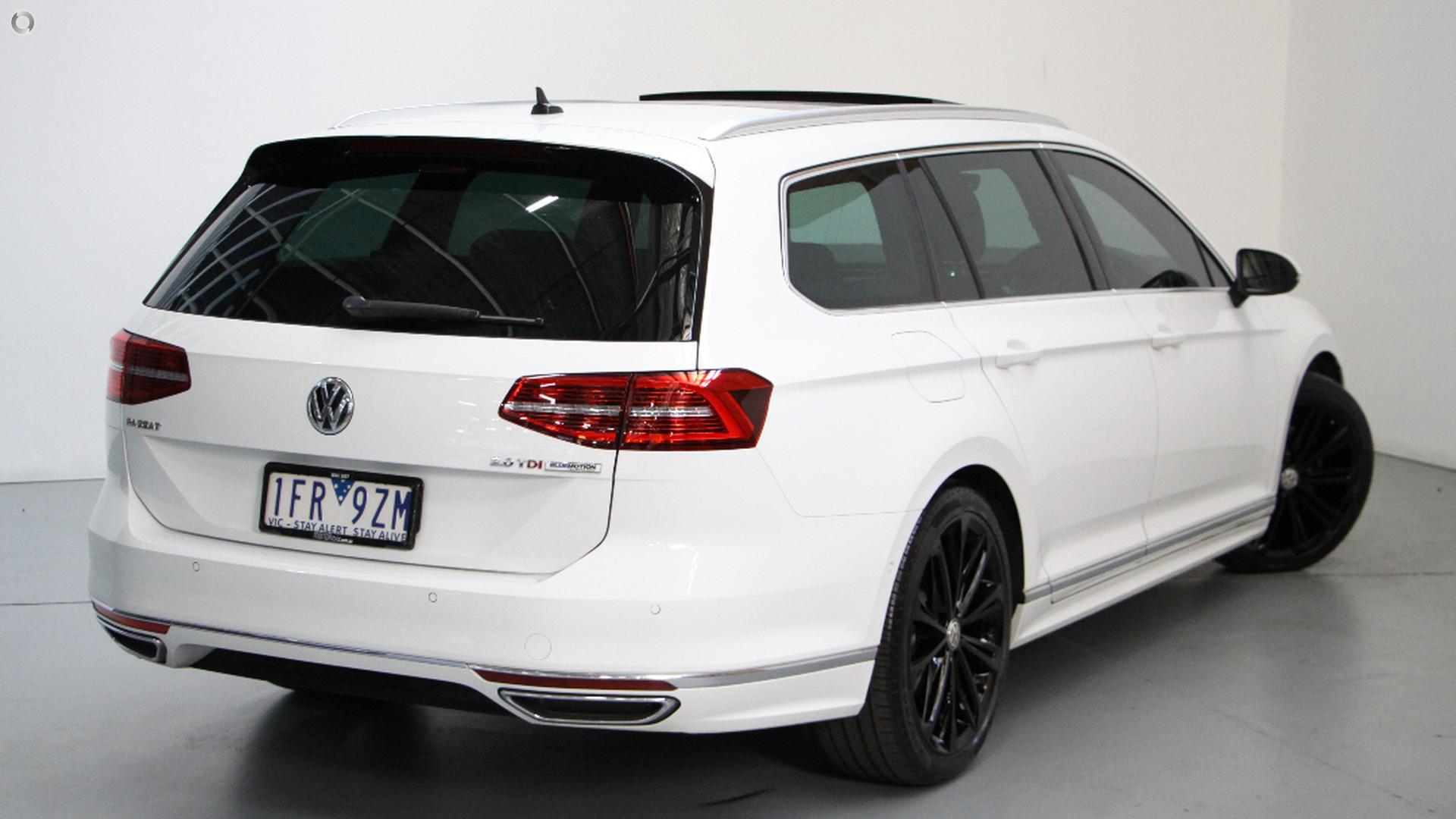 2015 Volkswagen Passat 140TDI Highline B8