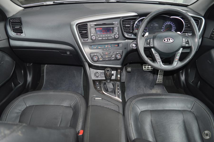 2012 Kia Optima Platinum TF