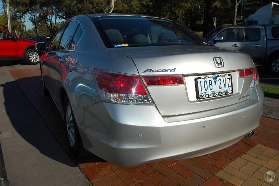 2011 Honda Accord VTi 8th Gen