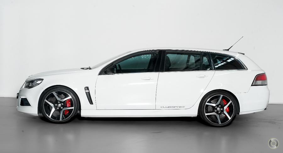 2014 Holden Special Vehicles Clubsport R8 Tourer GEN-F