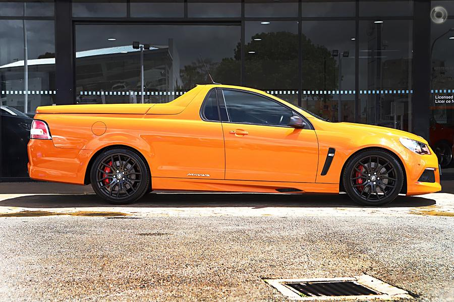 2013 Holden Special Vehicles Maloo R8 GEN-F