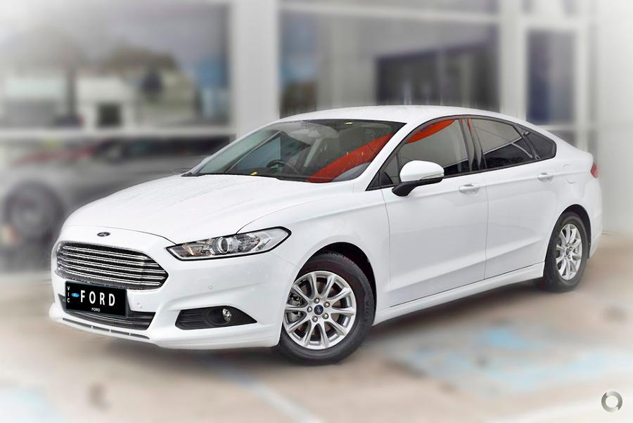 2015 Ford Mondeo Ambiente Md Berwick Ford