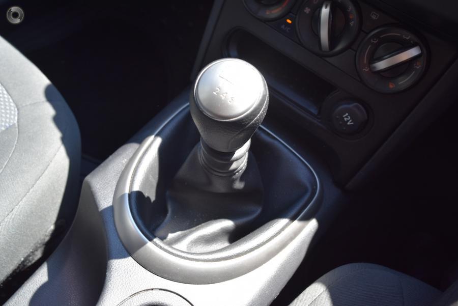 2011 Nissan Dualis ST J10 Series II