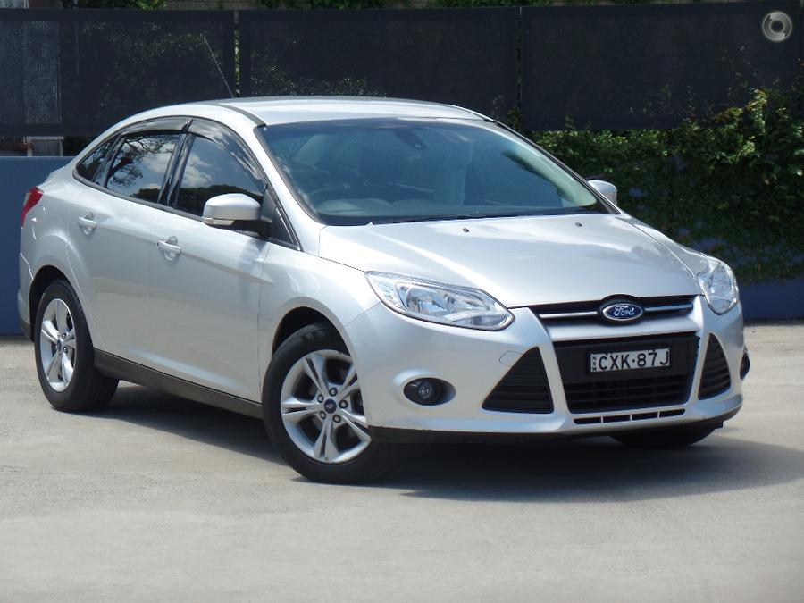 2014 Ford Focus Trend LW MKII