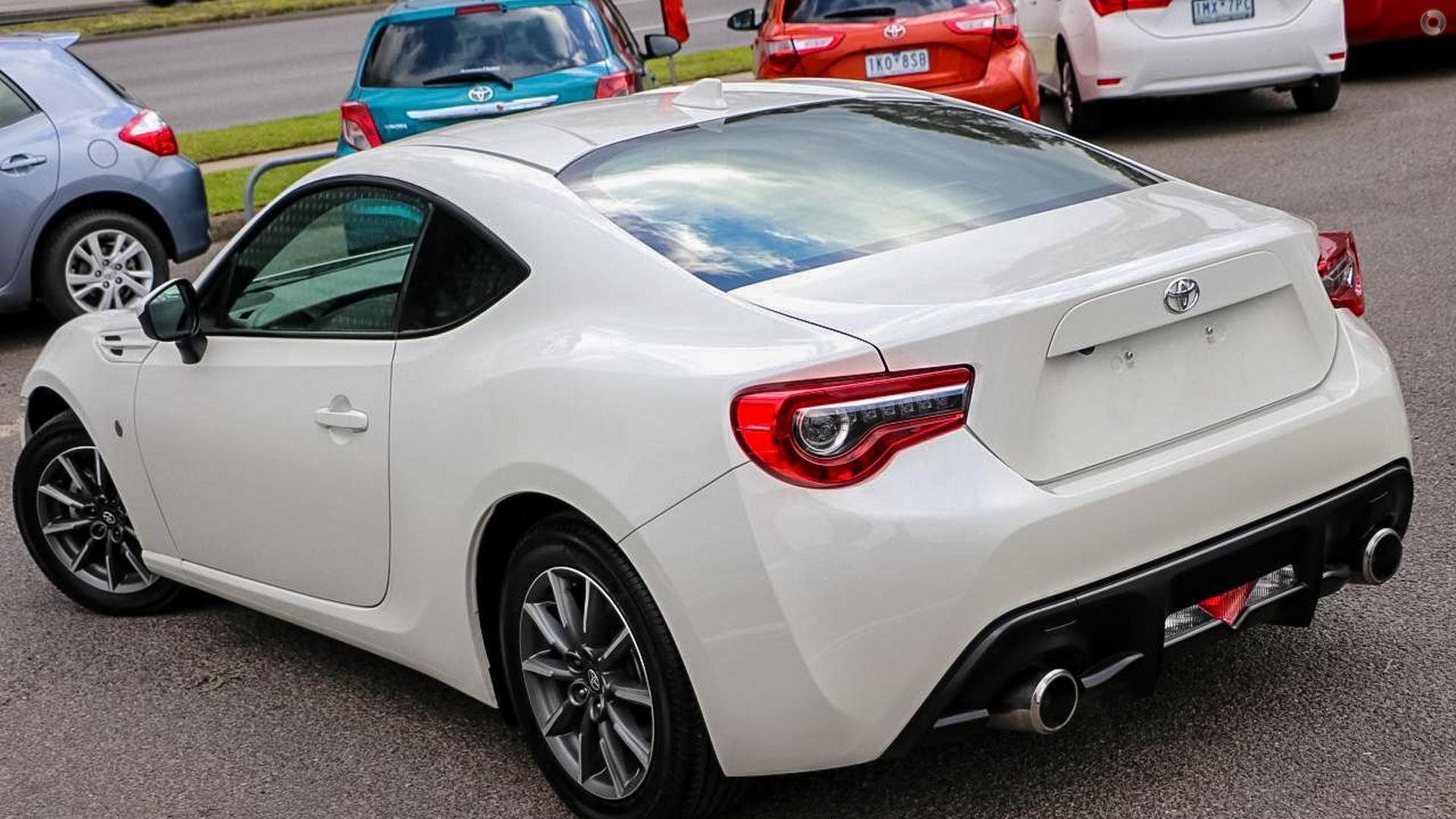 2017 Toyota 86 GT ZN6