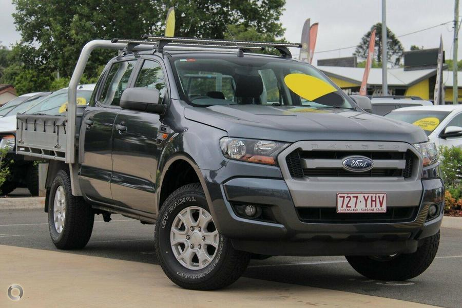 2016 Ford Ranger XLS PX MkII